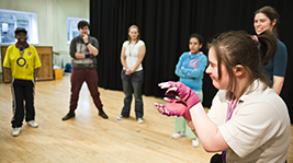 Central School of Speech and Drama � Train the Drama Trainer